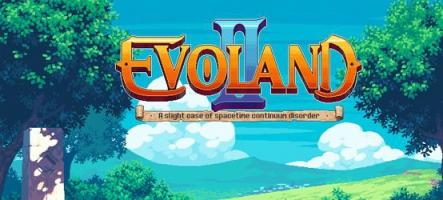 Evoland 2, un jeu de rôle français hommage aux jeux vidéo