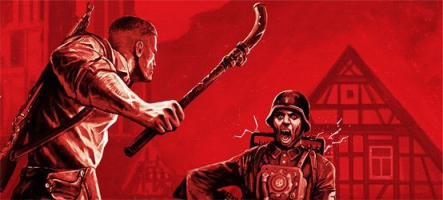 Wolfenstein: The Old Blood sort dans les boutiques aujourd'hui