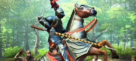 Legends of Eisenwald : Un jeu de rôle à l'époque médiévale