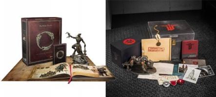 Concours : Gagnez des éditions collector de Wolfenstein The New Order et de The Elder Scrolls Online