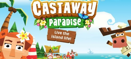 Castaway Paradise : Un Animal Crossing sur PC ?