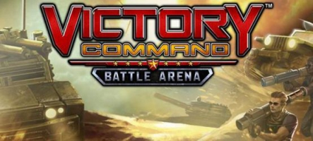 Victory Command, un MOBA en accès anticipé