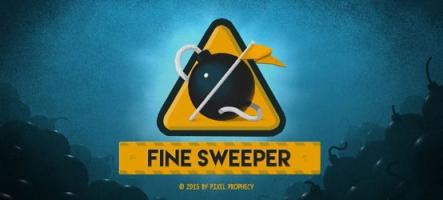Fine Sweeper : un démineur pour remplacer celui de Windows ?
