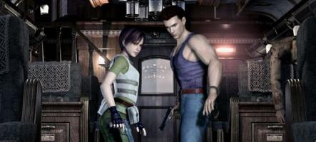Resident Evil Zero aura droit à son remake HD