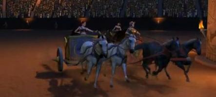 Chariot Wars : Un jeu de courses en jupette