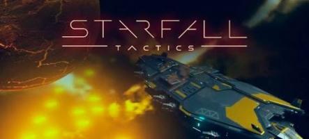 Starfall Tactics : Créez votre flotte et partez à la conquête de l'espace