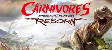 Carnivores: Dinosaur Hunter Reborn : Chassez les dinosaures !