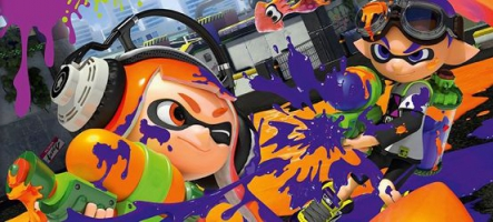 (Test) Splatoon (Nintendo Wii U)