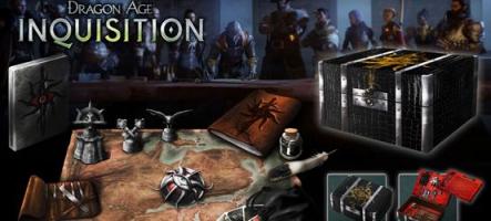 Concours : Gagnez des éditions collector de Dragon Age Inquisition
