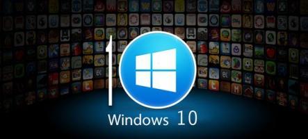 Windows 10 sortira le 29 juillet prochain