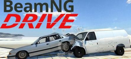 BeamNG.drive : Un jeu de courses réaliste