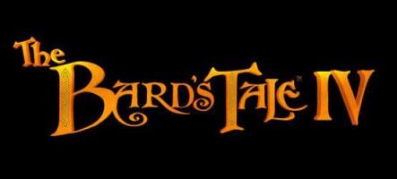 The Bard's Tale 4 : Enorme carton sur Kickstarter