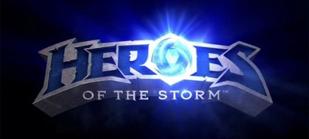 Heroes of the Storm est désormais officiellement sorti