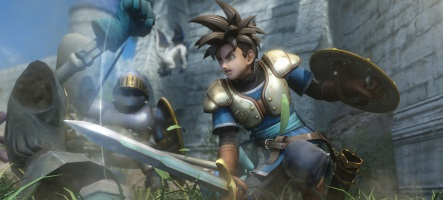 Dragon Quest Heroes : Le Crépuscule de l'Arbre du Monde sort à la fin de l'année