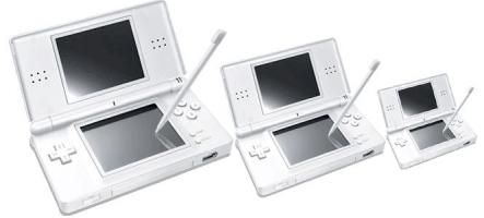 Les ventes de jeux DS et Wii chutent