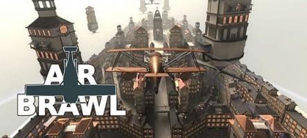 Air Brawl : Combat aérien en arène