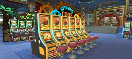 The Four Kings Casino and Slots : Un jeu de casino social