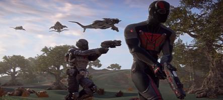 Planetside 2 débarque sur PS4 le 23 juin