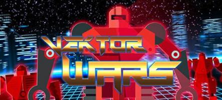 Vektor Wars : Un shoot qui va vous rappeler des souvenirs...