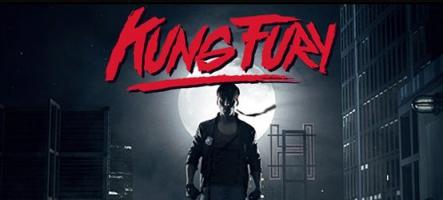 Kung Fury : après le Hoff, après le film, voici le jeu