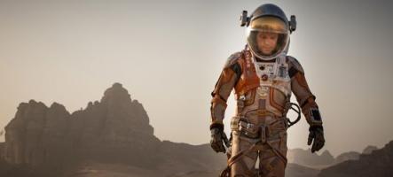 Seul sur Mars : le film évènement !