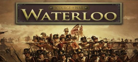 Scourge of War: Waterloo est disponible !