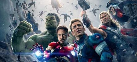 LEGO Marvel Avengers : la première bande-annonce !