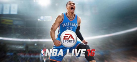 NBA Live 16 : Russell Westbrook se couvre de ridicule