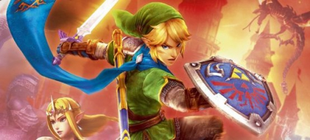 Hyrule Warriors débarque sur 3DS...