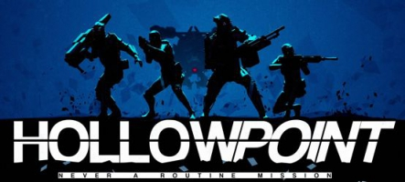 Hollowpoint : le shoot coop signé Paradox Interactive