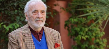 Christopher Lee est mort