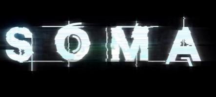 Soma : le trailer de l'E3