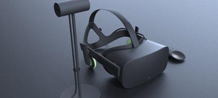 L'Oculus Rift : la version finale dévoilée !