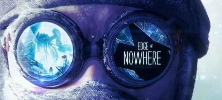 Edge of Nowhere : le jeu en réalité virtuelle signé Insomniac Games