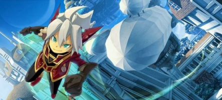 Rodea The Sky Soldier en octobre sur 3DS et Wii U