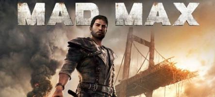 Mad Max Eye of the Storm : Un désert et des véhicules de guerre