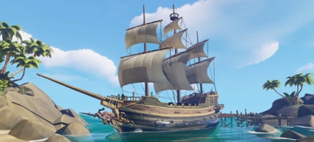 (E3 2015) Sea of Thieves, le nouveau jeu de pirates signé Rare !
