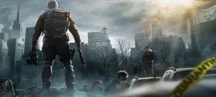 (E2 2015) Tom Clancy's The Division pour le 8 mars 2016