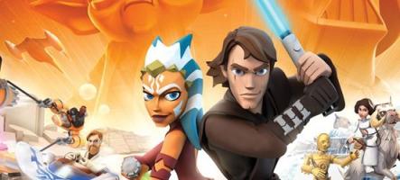 Star Wars à l'honneur dans Disney Infinity 3.0