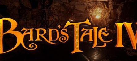 The Bard's Tale IV atteint son but Kickstarter