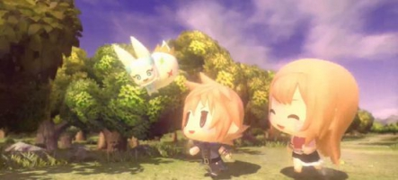 World Of Final Fantasy : un nouveau type de jeu dans la série
