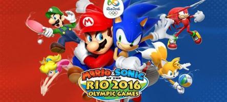 Mario & Sonic aux Jeux Olympiques de Rio 2016 : Samba !