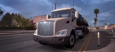 American Truck Simulator : Devenez routier