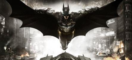 (E3 2015) Batman Arkham Knight : Découvrez la Batmobile en action