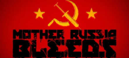 Mother Russia Bleeds : Un Beat'em up ultra-violent