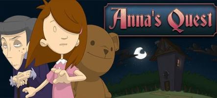 Anna's Quest : Une princesse, une malédiction, des sorcières, des trolls...