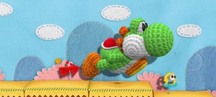 (Test) Yoshi's Woolly World (Nintendo Wii U)