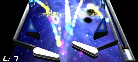 Hyperspace Pinball : un nouveau jeu de flipper