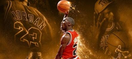 NBA 2K16 : Une édition spéciale Michael Jordan
