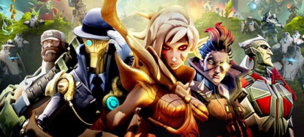 Battleborn, 20 minutes de gameplay commenté